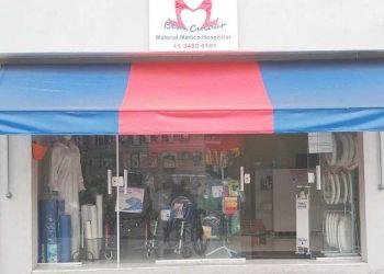 Loja Bonfiglioli fachada 1